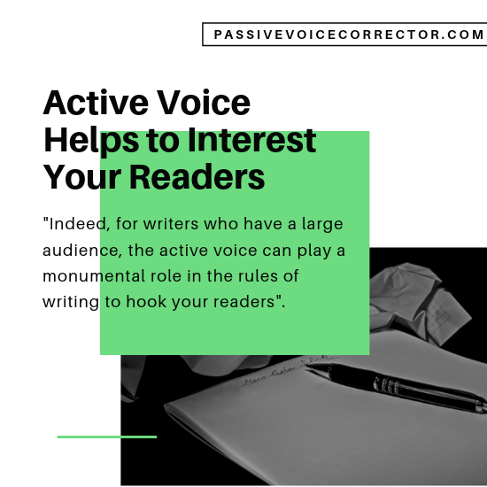 automatic passive voice fixer software